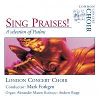Sing Praises CD Cover