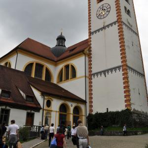Basilica St.Mang, Füssen