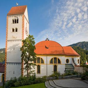 Basilica St.Mang, Fussen