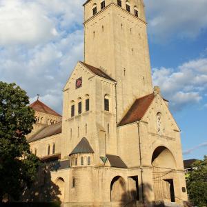 Herz-Jesu Kirche (Singen, Germany)