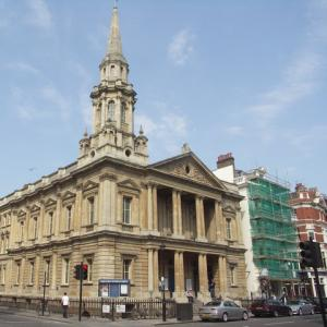 Hinde Street Methodist Church