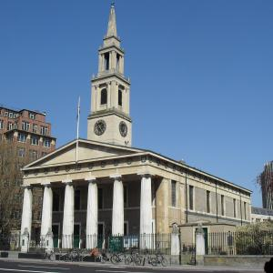 St John's Church, Waterloo