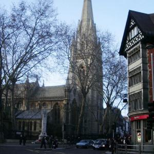 St. Mary Abbots, Kensington