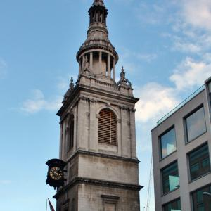 St Mary-le-Bow, Cheapside