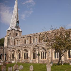 St. Mary's, Hadleigh