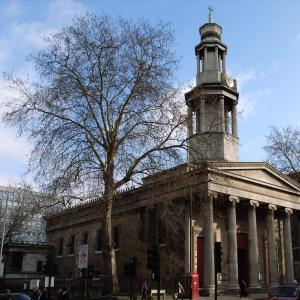 St Pancras Parish Church, Euston Road