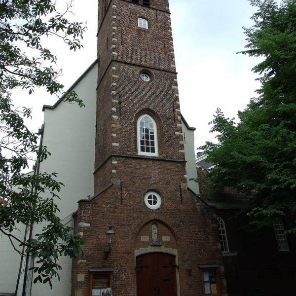 English Reformed Church (Begijnhof, Amsterdam)