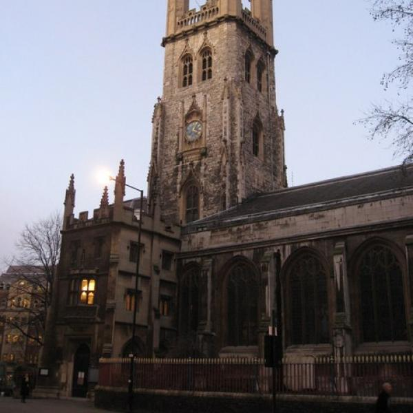 St. Sepulchre-without-Newgate