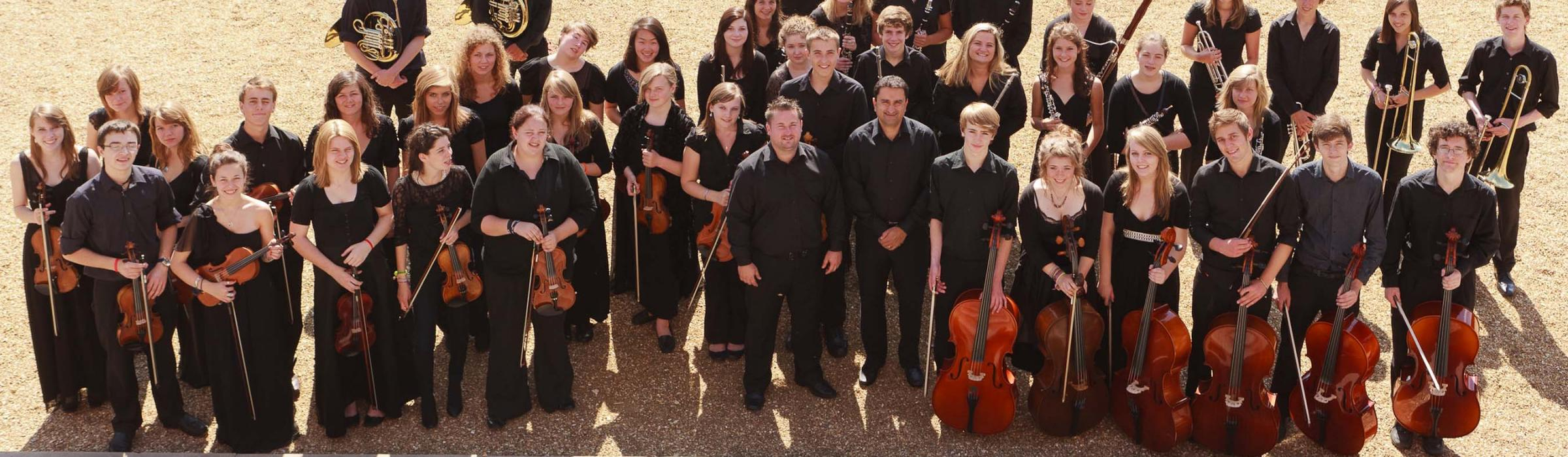 Dorset Youth Orchestra