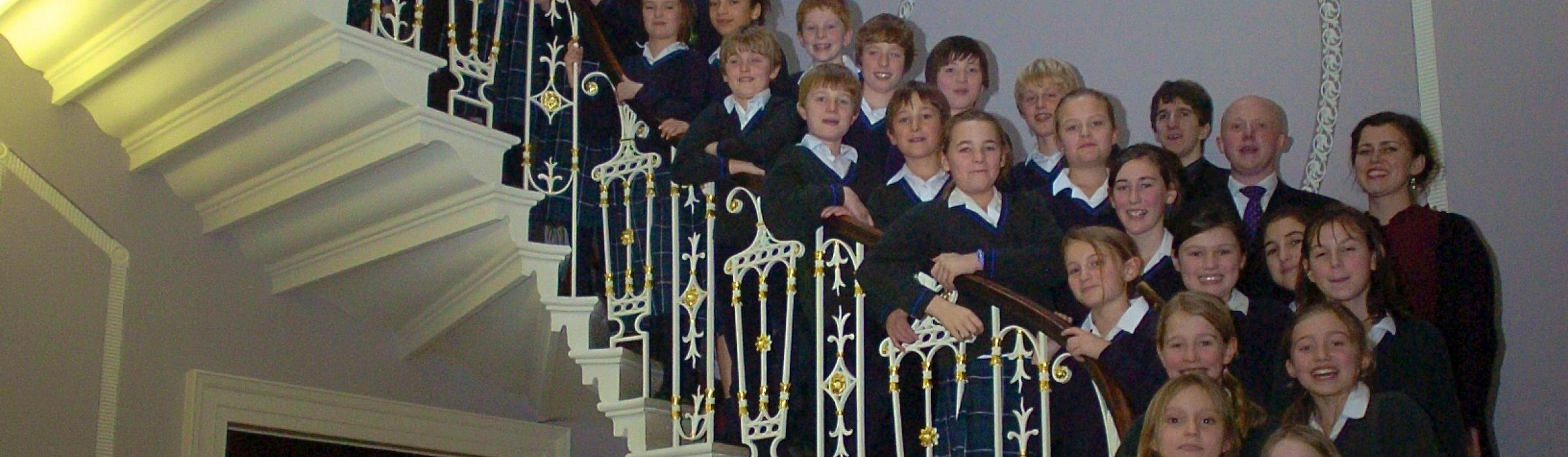 Heath Mount School Choir