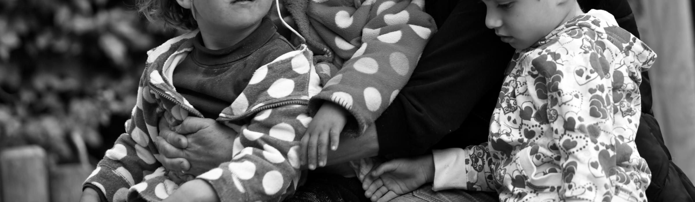 West London Action for Children - Teacher with Three Children