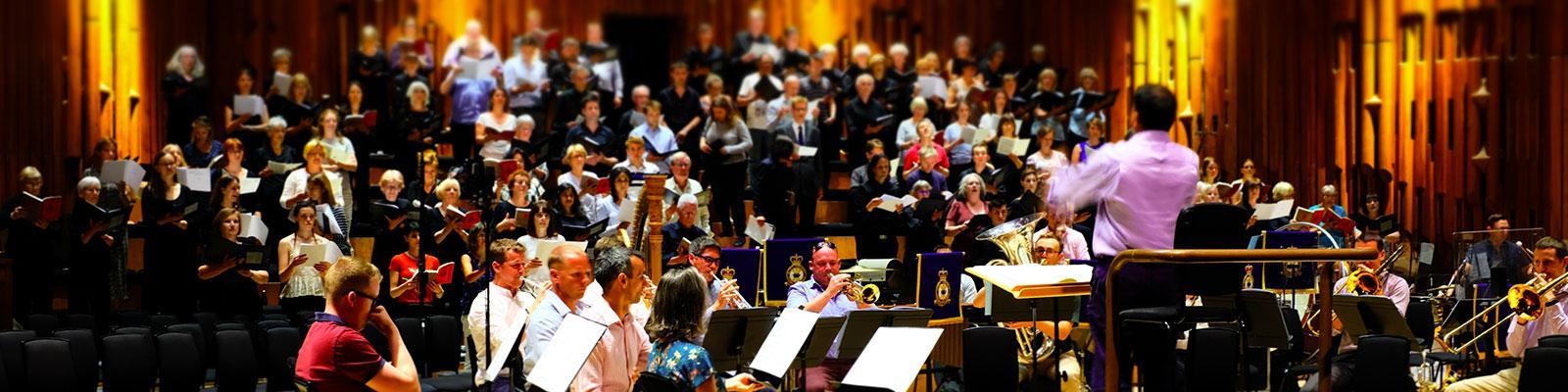 RAF100 Centenary Concert