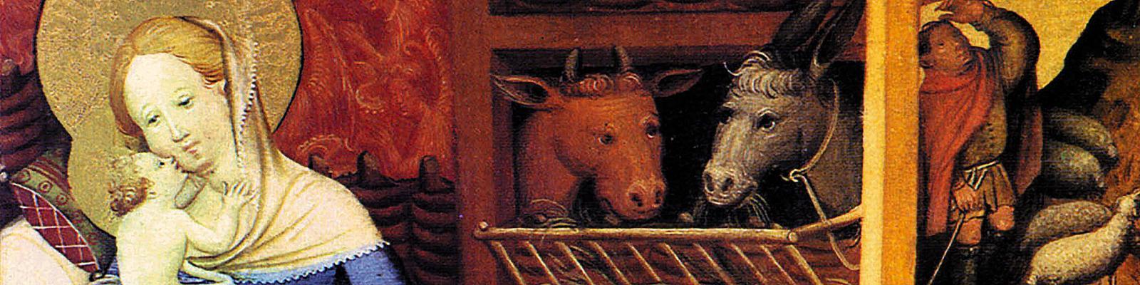Konrad von Soest: ''Geburt Christi''