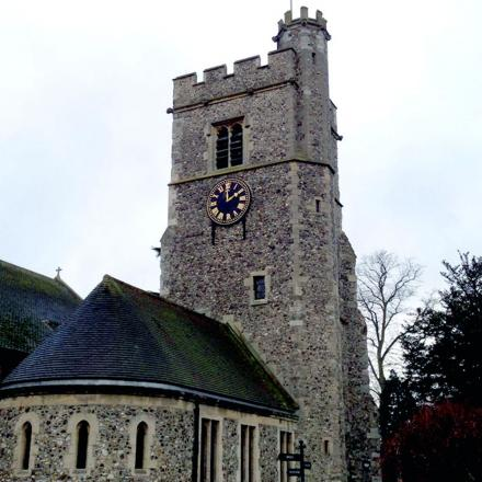 Bromley Parish Church, Kent