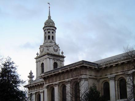 St Alfege Church, Greenwich