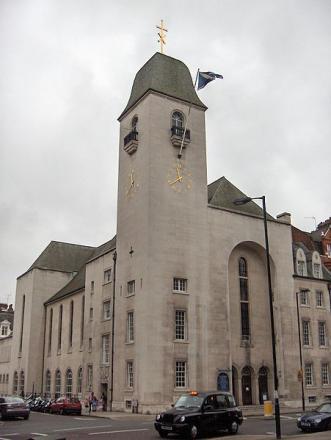 St. Columba's, Pont Street