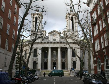 St. John's, Smith Square