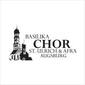 Basilikachor St. Ulrich & Afra Augsburg Logo